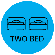 Two Bed Property