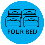 Four Bed Property