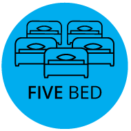 Five Bed Property